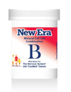 New Era Combination B Mineral Cell Salts 240 Tablets