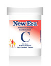 New Era Combination C Mineral Cell Salts 240 Tablets SHORT DATED