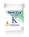 New Era Combination K Mineral Cell Salts 240 Tablets