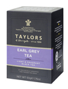 Taylors of Harrogate Earl Grey Tea - 20 Wrapped & Tagged Bags