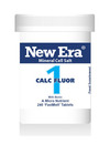 New Era No 1 Calc Fluor Mineral Cell Salt 240 Tablets