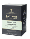 Taylors of Harrogate Green Tea with Jasmine 20 Wrapped Tea Bags