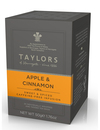 Taylors of Harrogate Apple & Cinnamon Tea 20 Individually Wrapped Tea Bags