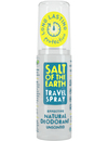 Salt of the Earth Natural Deodorant Travel Spray 50ml Unscented