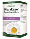 Natures Aid MigraEeze Feverfew 100mg 60 Tablets