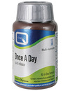 QUEST Once A Day Quick Release Multivitamins & Minerals 150 Tablets