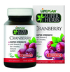 Lifeplan Super Herbs Cranberry 12000mg 60 Capsules