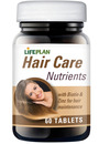 Lifeplan Hair Care Nutrients 60 Tablets