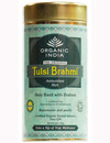 ORGANIC INDIA Original Tulsi Brahmi Tea - 100g Tin