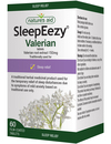 Natures Aid SleepEezy Valerian 60 Tablets