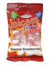 Simpkins Juicees Sugar Free Sherbet Strawberries 75g