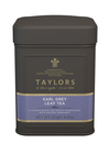 Taylors of Harrogate Earl Grey Leaf Tea 125g Caddy