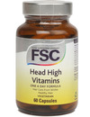 FSC Head High Vitamins for Healthy Hair - 60 Caps