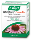 A.Vogel Echinaforce Chewable Echinacea Cold & Flu Tablets 40 Tablets