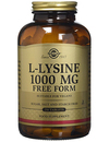 SOLGAR L-Lysine 1000mg 250 tablets