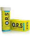 O.R.S Hydration Tablets Lemon Flavour 12 Tablets