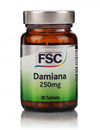 FSC Damiana 250mg - 30 Tablets