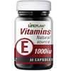 Lifeplan Vitamin E 1000iu 30 Capsules - Natural Form