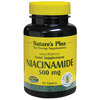 Natures Plus Niacinamide 500mg 90 Tablets