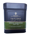 Taylors of Harrogate Imperial Gunpowder Leaf Tea Caddy 125g
