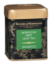 Taylors of Harrogate Moroccan Mint Green Leaf Tea Caddy 125g SHORT DATED