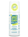 Salt of the Earth Natural Roll-On Deodorant Unscented 75ml