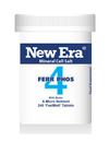 New Era No 4 Ferr. Phos Mineral Cell Salt 240 Tablets